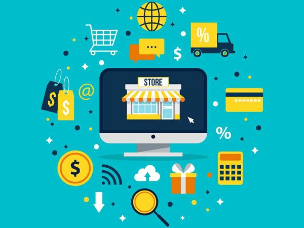 Quais as vantagens de vender pela internet?